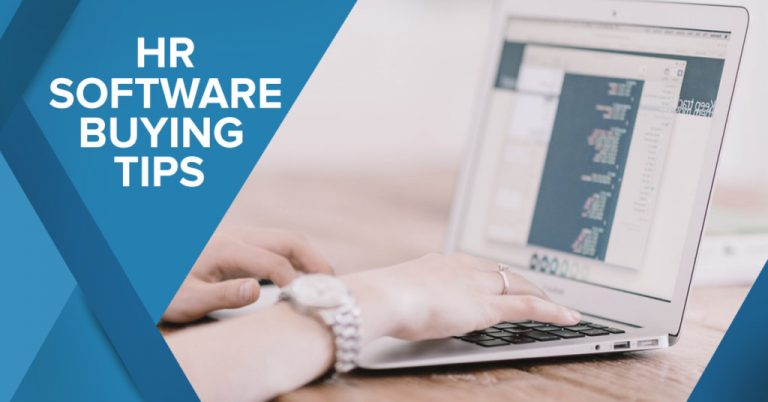 Ten additional tips to consider before purchasing HR & Payroll Software